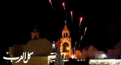 إسرائيل تمنع مسيحيي غزة من الاحتفال بعيد الميلاد