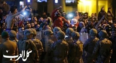 شهران من الاحتجاجات في لبنان