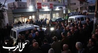 الرينة: تظاهرة في اعقاب الإعتداء على مواطن