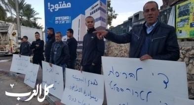 استياء من عدد المشاركين في تظاهرة قلنسوة ضد الهدم
