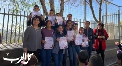 الناصرة: مسابقة الفضاء في الأنجليكانية