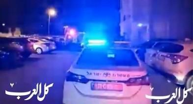 بئر السبع: اعتقال ثلاثة شبان عرب بشبهة التورط بجريمة