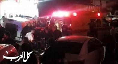 ام الفحم: اصابة شاب جراء تعرضه لإطلاق نار