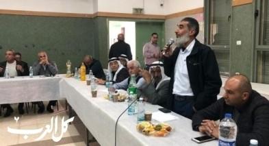 عرعرة النقب: مؤتمر حول العنف بالمجتمع العربي