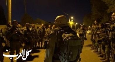 الجيش الاسرائيلي يطلق النار على شاب قرب بيت جالا