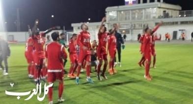 الوحدة كفرقاسم يتأهل لثمن نهائي كأس الدولة