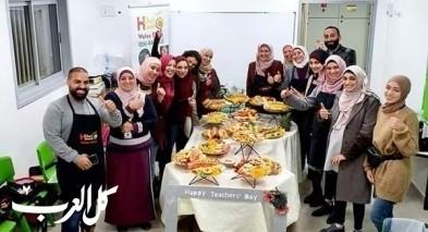 القدس: مدرسة البيان تحتفي بيوم المعلم