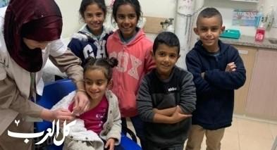حورة: حملة تطعيمات ضد الإنفلونزا