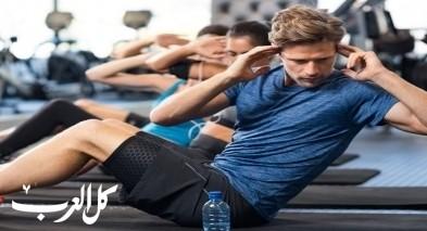 آدم: اشحن جسمك بالطاقة بعد الرياضة