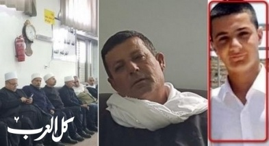 الحزن يخيّم على يركا بعد وفاة عمري أبو جنب