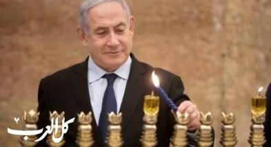 نتنياهو يعلن فوزه في انتخابات رئاسة حزب الليكود
