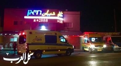 يركا: اصابة شاب بجراح خطيرة بعد تعرضه لاطلاق نار