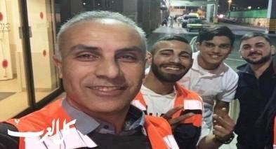 عبد الرحمن كرم من الثانويّة كفر قاسم يتميز