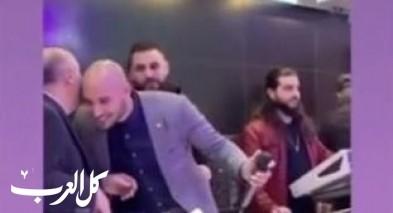 أحمد فودي يحيى حفلا في فرانكورت