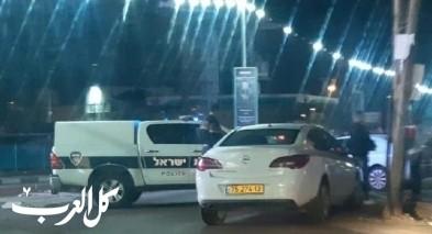 الشرطة تفكك جسما مشبوها في كفرمندا