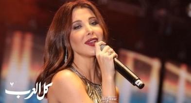 نانسي عجرم تستقبل العام في أبو ظبي
