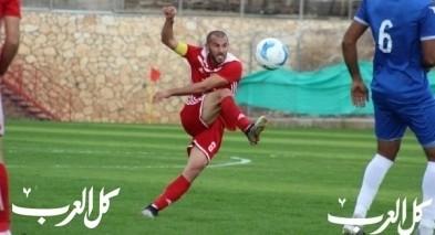 عودة القائد عمر غرة الى تشكيلة هبوعيل زلفة