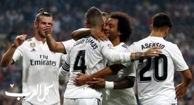 عودة مارسيلو وفاسكيز الى تدريبات ريال مدريد