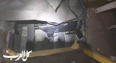 اعتقال فتى (17 عامًا) من قرية السموع بعد ضبط سلاح
