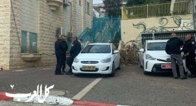 الشرطة تنتشر بطرعان بالتزامن مع محكمة المعتقلين