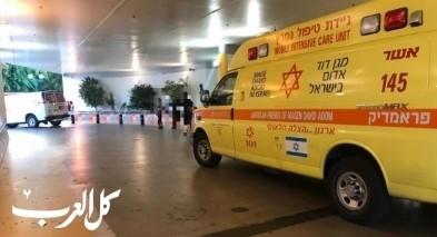 مجد الكروم: اصابات فتى بجراح خطيرة اثر سقوطه عن دراجة