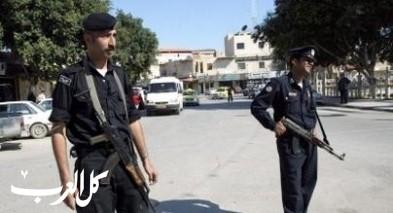 مجهولون يسرقون صراف آلي لأحد البنوك في أريحا