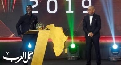 السنغالي ماني يفوز بجائزة أفضل لاعب إفريقي