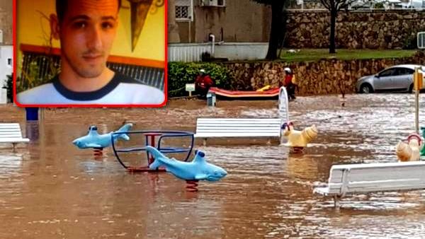 نهاريا: مصرع شاب جرفته السيول