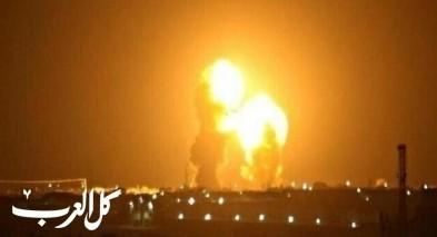 إيران تقصف قاعدة عين الأسد الامريكية بالصواريخ