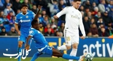 زيدان يعوّل على يوفيتش لقيادة هجوم ريال مدريد