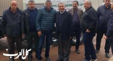 بستان المرج : المجلس يقتني شاحنة حديثة لتنظيف