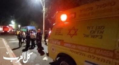 بقعاثا: إصابة رجل جرّاء تعرّضه للدهس