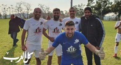 ابناء الرينة يسحق فريق هبوعيل رموت منشيه 8-2