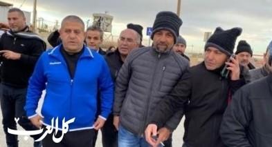 إطلاق سراح الأسير السوري المقت من مجدل شمس
