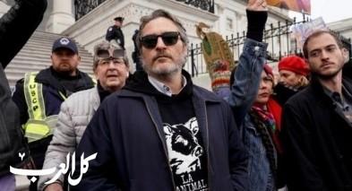 واشنطن: اعتقال بطل فيلم الجوكر