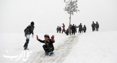جولة مصوّرة بين الثلوج حول العالم