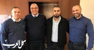 بداية شراكة وتعاون بين جامعة تل ابيب وبلدية سخنين