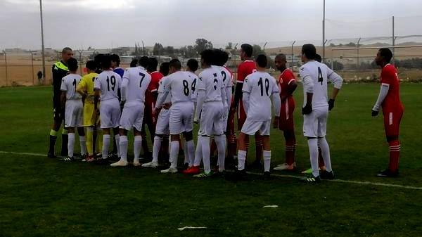 شبيبة نادي كسيفة يهزم جدناع تل أبيب
