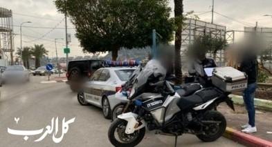 مجد الكروم: إستدعاء سائق للمحكمة بقيادة سيارة معدلة
