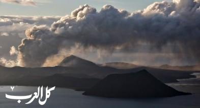 الفلبين: بركان تال ينفث الحمم لمئات الأمتار.. صور