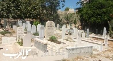 جلسة عمل في بلدية عكا لمناقشة أعمال تطوير مقبرة النبي صالح