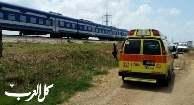 أشدود: مصرع سيّدة دهسًا تحت عجلات قطار