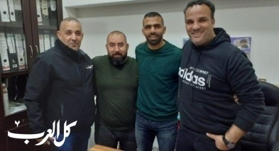 محمد عواد ينضم للنادي الرياضي دبورية