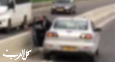 اعتقال سائق بعد قيامه بنزع كاميرات الشرطة