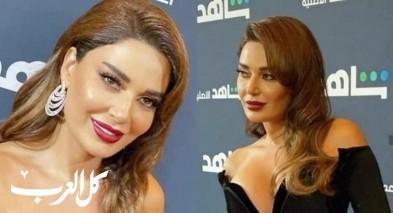 سيرين عبد النور تخطف الأنظار في دبي