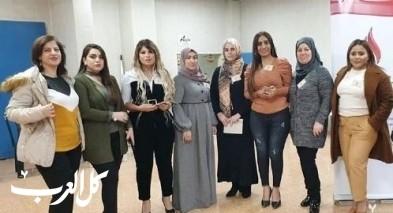 نحف: جمعية معرفة تنظم معرض الحقوق