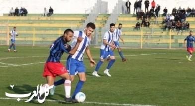 هبوعيل ابناء مصمص يتغلب على اتحاد باقة الغربية