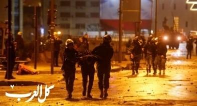 لبنان: نحو 400 مصاب خلال مواجهات