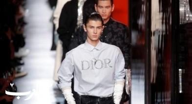 Dior Homme تقدّم مجموعة مميزة للرجال