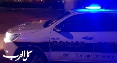 سطو مسلح على أحد فروع بنك البريد في مدينة تل ابيب